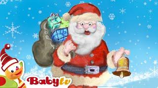 Święty Mikołaj Lily i Pepper - BabyTV Polski
