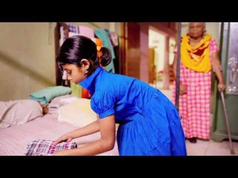 Hidden slaves: children like Tania (9) from Bangladesh
