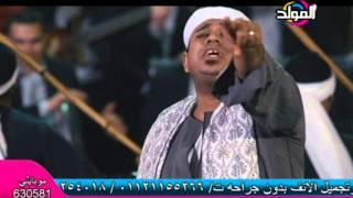 محمود الليثى الصعيدى ريس من فيلم كلبى دليلى
