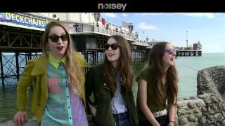 Haim On Snogging Dudes In Brighton - Noisey Meets Haim, #17