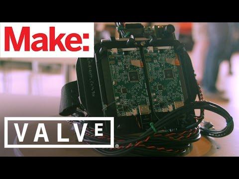 The Secret Prototypes of Valve's VR Lab