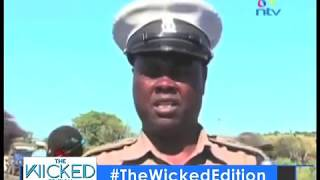 The fun side of Kenyan cops - The Wicked Edition 001