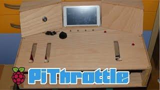PiThrottle - DIY Model Train Cab Controller