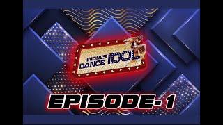India's Dance Idol    SEASON - 02    Mega Audition    Ep - 01    Dance    Reality Show    India