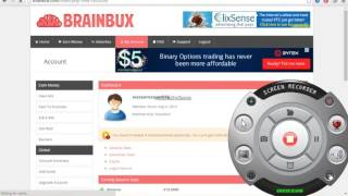 how to earn $4 to $6 per day with Brainbux