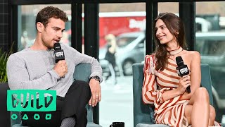 "Theo James & Emily Ratajkowski Filmed ""Lying and Stealing"" Scenes In The Same House As Beyoncé"