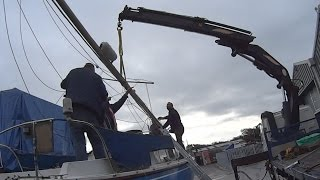 westerly second chance club stepping the mast