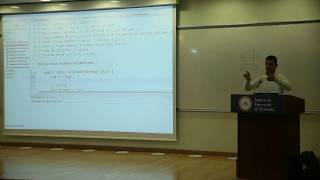 CS110 - Introduction to Computer Science - Lecture 22 - Fall 2017