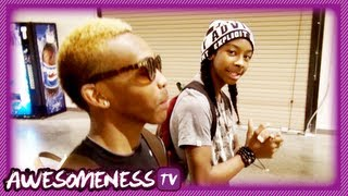 Mindless Takeover - Mindless Behavior Backstage Before The Show - Mindless Takeover Ep. 27