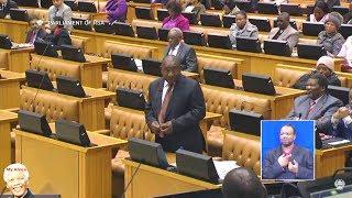 Funny - Jacob Zuma Turned Ramaphosa Into A