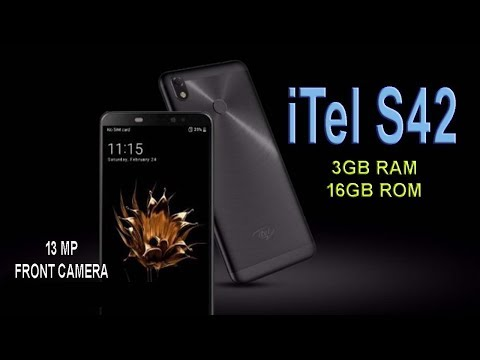 Xxx Mp4 ITel S42 13MP Selfie 3GB 16GB ROM First Look Specifications Features Price And More 3gp Sex