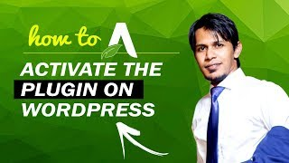 How To Activate The Plugin On Your WordPress (English) - Lazuk Hasan