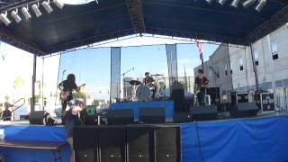 The Erers @ The Hamtramck Labor Day Festival 2015 1