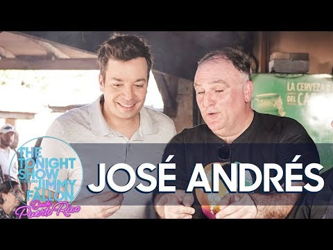 Xxx Mp4 Jimmy And Chef José Andrés Talk Puerto Rico S Food And Recovery 3gp Sex