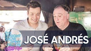 Jimmy and Chef José Andrés Talk Puerto Rico