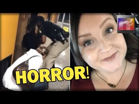 HORROR! This Cellphone Video Shows What Happens When School Teachers ASK QUESTIONS in Louisiana
