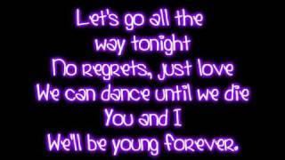 Teenage Dream - Katy Perry Lyrics