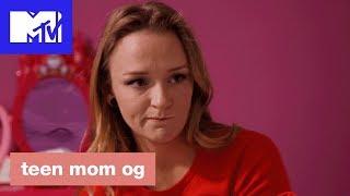 'Plans for Adoption' Deleted Scene | Teen Mom OG (Season 7) | MTV