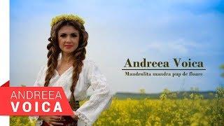 Andreea Voica - Mandrulita mandra pup de floare