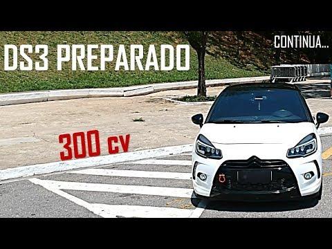 DS3 Preparado (300 cv) | Estágio 3 com up de Turbina e Bilstein