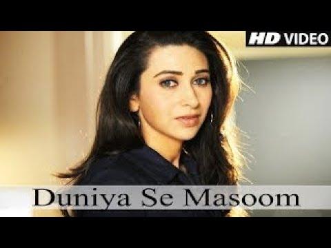 Duniya Se Masoom | Romantic Song | Vinod Rathod | Film Jawab | 1995