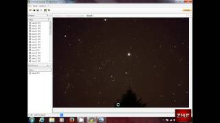 how to photograph star trails