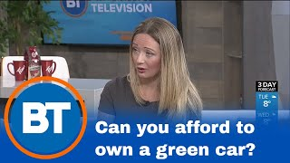 Can you afford to own a green car?