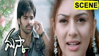 Ram Thrilling Action Chase Scene - Goons Kidnaps Hansika || Maska Movie Scenes