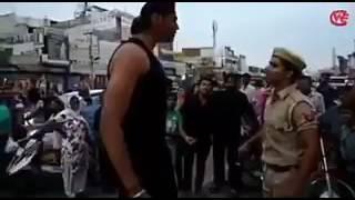 Wwe finisher in public place undertaker chowk slam