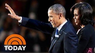 President Obama Returning To Spotlight With JFK Award, Deal For His Memoir | TODAY