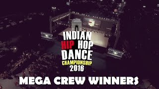 Blitzkrieg Dance Crew | 1st Place MegaCrew Division | Indian Hip Hop Dance Championship
