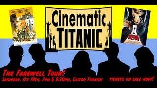 Cinematic Titanic - Astral Factor Live 10/19/13
