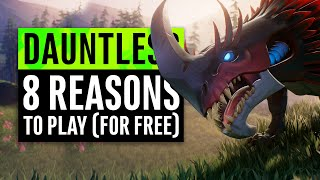 Dauntless   8 Reasons to Play on Console (#1 It's FREE!)