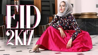 Eid Lookbook 2017!!
