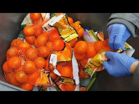 Food waste How much food do supermarkets throw away CBC Marketplace