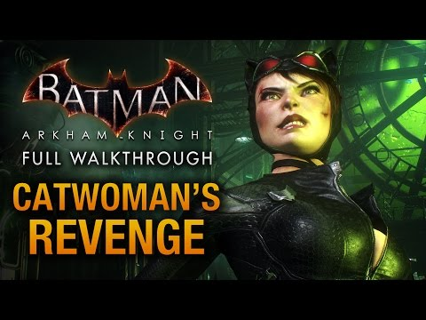 Xxx Mp4 Batman Arkham Knight Catwoman S Revenge Full DLC Walkthrough 3gp Sex
