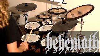 Wolves ov Siberia drum cover - BEHEMOTH