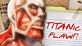 What Is The One Fatal Flaw Of The Titans?! - Cartoon Conspiracy (Ep 217) | Channel Frederator