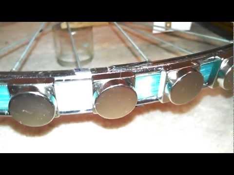 Self Running Magnetic Motor Stator Test 2 update
