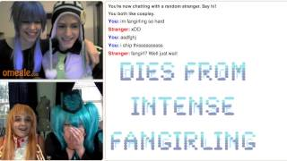Cosplay Adventures on Omegle