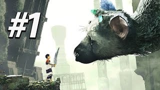 I WAITED 6 YEARS TO PLAY THIS..  The Last Guardian -  Demo