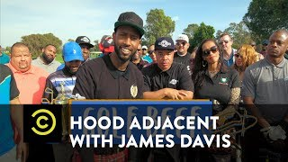 Hood Adjacent with James Davis - Golf Beef