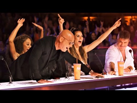 Xxx Mp4 ALL 5 INCREDIBLE GOLDEN BUZZER America 39 S Got Talent 2018 3gp Sex