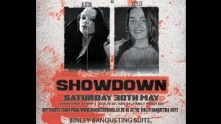 SHOWDOWN - Lizzy Styles vs Lana Austin