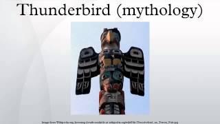 Thunderbird (mythology)