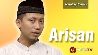 Konsultasi Syariah : Arisan - Ustadz Ammi Nur Baits
