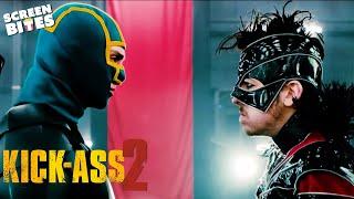 Kick-Ass 2 | Final Fight Scene