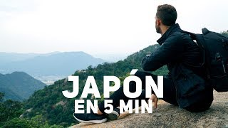 LO MEJOR DE JAPÓN EN 5 MINUTOS   enriquealex