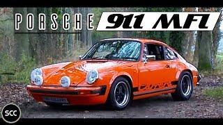 PORSCHE 911 2.7S CARRERA MFI Coupé 1974 - Test drive in top gear - Great sound - SCC TV