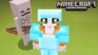 Minecraft: Pocket Edition - Skelatwins - No Home Challenge